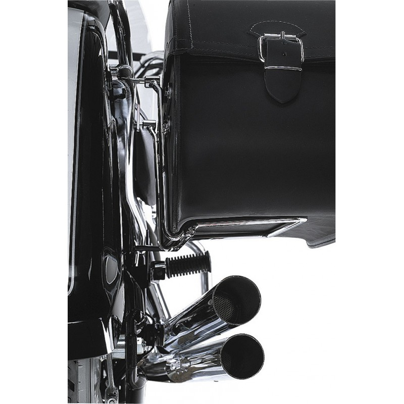 porte bagage harley davidson chez moto customs. Black Bedroom Furniture Sets. Home Design Ideas