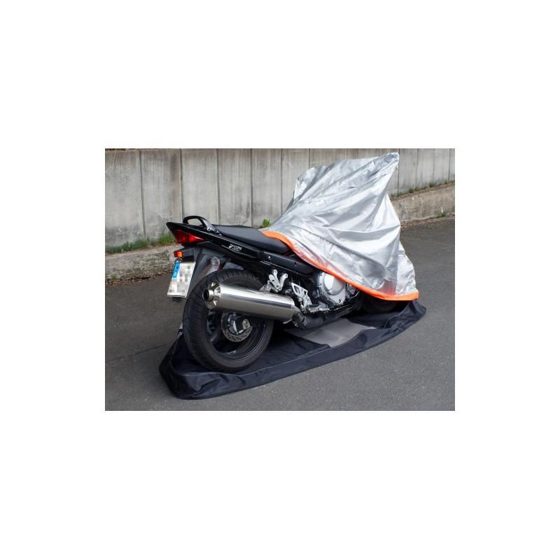 Housse de moto 100 tanche chez moto customs for Housse etanche gps moto
