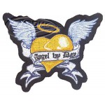 """Angel by Day patch 4""""x4"""""""
