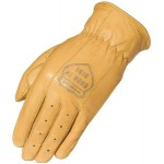 Gants en cuir naturel Preston