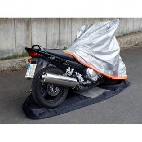 Housse de moto 100 tanche chez moto customs for Housse protection moto