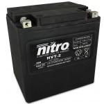 Batterie NITRO pour moto HVT 02