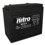 Batterie NITRO pour moto HVT 04