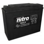 Batterie NITRO pour moto HVT 06