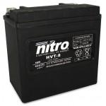 Batterie NITRO pour moto HVT 08