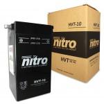 Batterie NITRO pour moto HVT 10