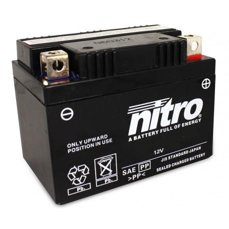 Batterie NITRO pour moto YTX5L-BS