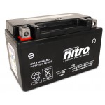 Batterie NITRO pour moto YTZ12S
