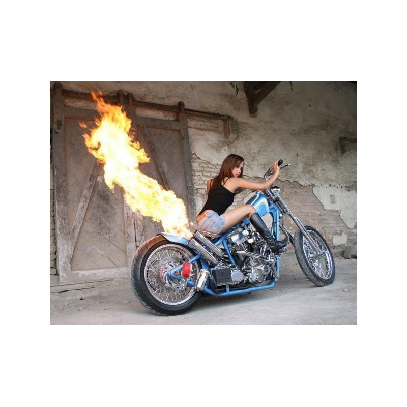 Kit flamme voiture