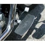 Platines repose pieds conducteur pour Honda