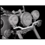 Barre support de phare additionnel pour Kawasaki VN 800 et 1500 Vulcan