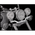 Barre support de phare additionnel pour Yamaha XV535 Virago